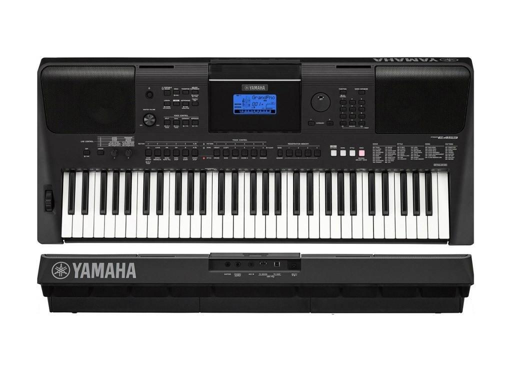Mensageiro Musical Teclado Yamaha Psr E453
