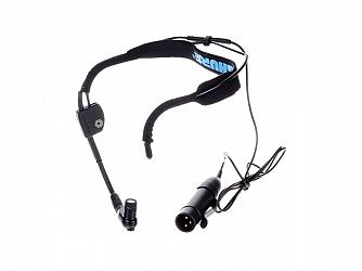MICROFONE SHURE HEADSET WH30 XLR