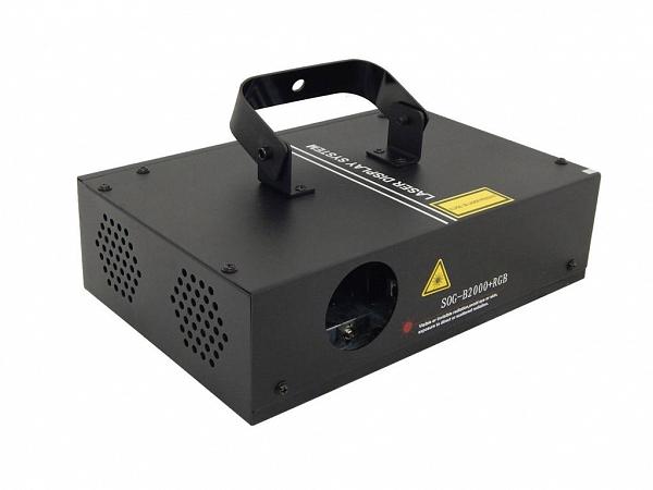 LASER ALLTECHPRO B 2000 + RGB