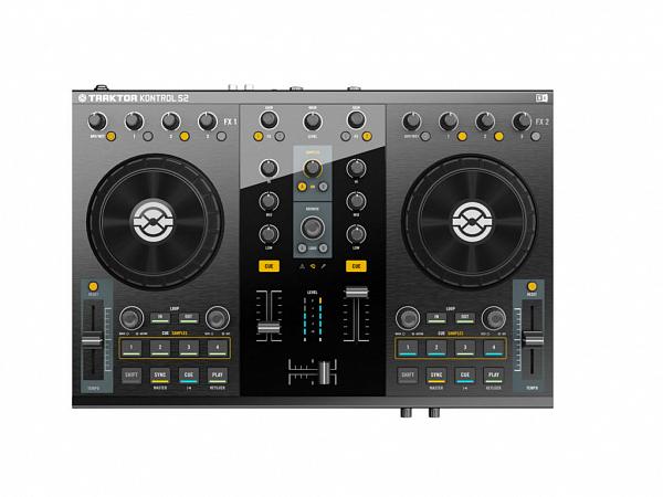 NATIVE TRAKTOR KONTROL S2 MK2 DJ