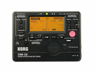 METRONOMO KORG TMR 50 BK