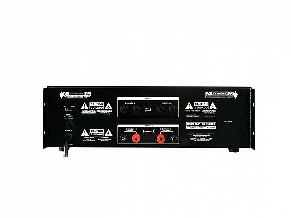 AMPLIFICADOR MARK AUDIO MK 8500 1500W