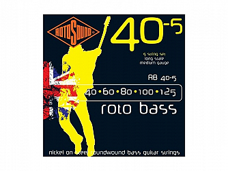 ENC BAIXO ROTOSOUND RB40-5