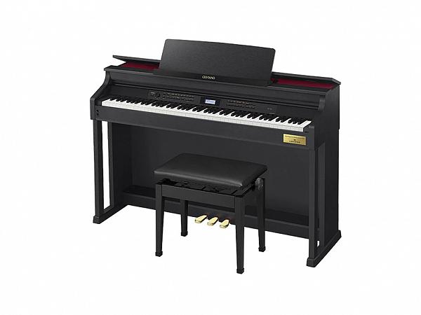PIANO CASIO CELVIANO DIGITAL AP 710 BK PRETO