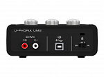 INTERFACE DE AUDIO BEHRINGER U PHORIA UM 2