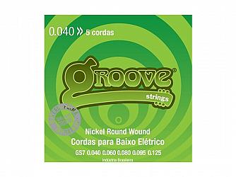 ENC BAIXO GROOVE GS7 5C 040