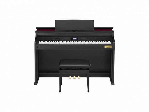 PIANO CASIO CELVIANO DIGITAL AP700 BK PRETO