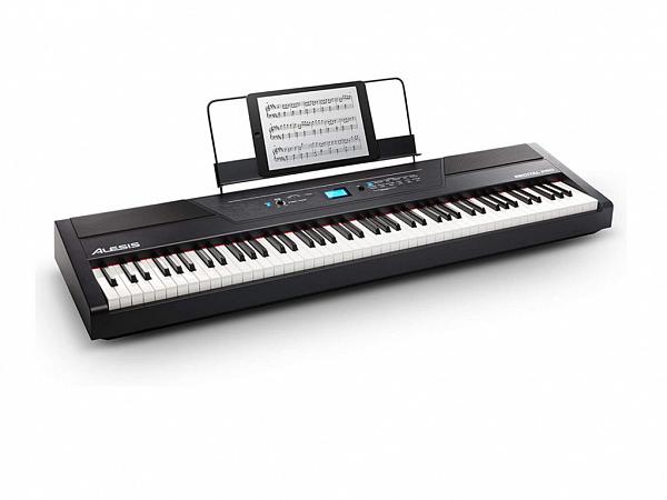 PIANO ALESIS DIGITAL RECITAL PRO 88 TECLAS C/ PESO