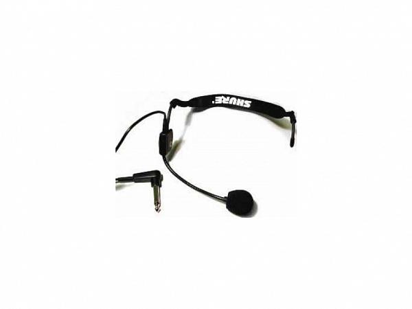 MICROFONE SHURE WH 20 QTR HEADSET COM FIO PLUG P10