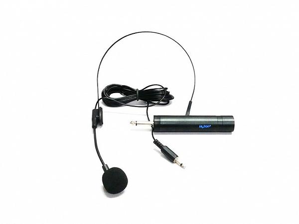 MICROFONE LESON HD 750 HEADSET C/FIO