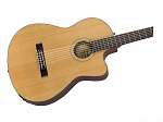 VIOLAO FENDER THINLINE NYLON COM CASE CN-140 SCE - 221 - NATURAL