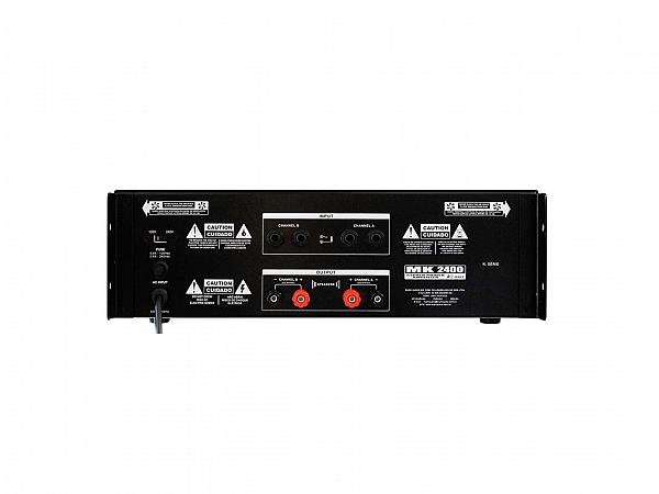 AMPLIFICADOR MARK AUDIO MK 2400 400W