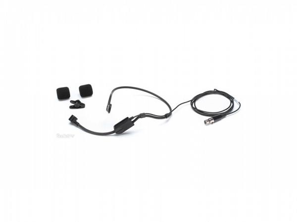 MICROFONE SHURE HEADSET PGA31 TQG