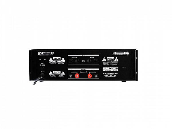 AMPLIFICADOR MARK AUDIO MK 4800 800W