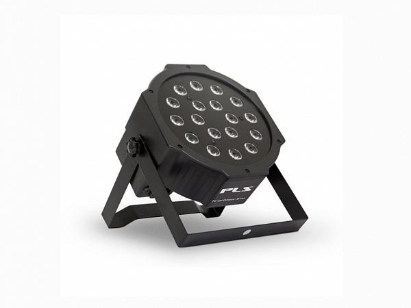 REFLETOR PLS OCTOPUS PAR LED 1W RGB