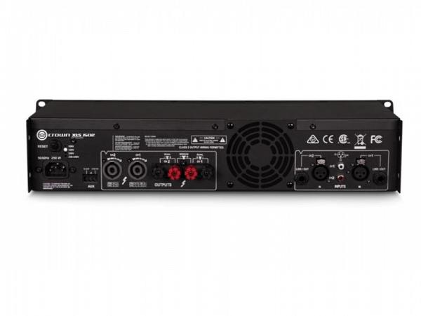 AMPLIFICADOR CROWN XLS 1502 220V