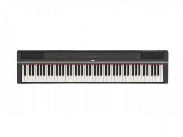 PIANO DIGITAL YAMAHA P125 B