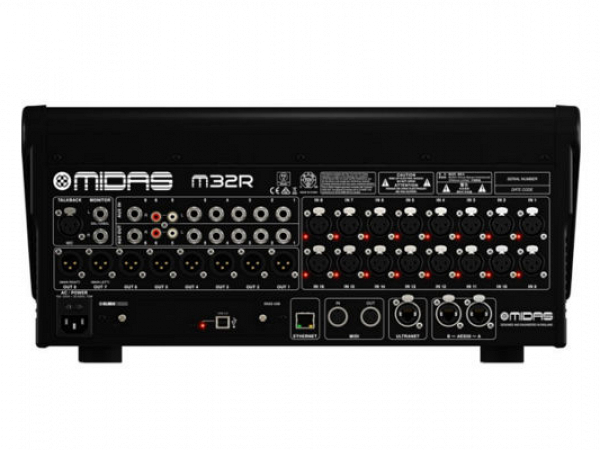 MESA DIGITAL MIDAS M32R