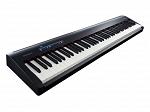 PIANO ROLAND DIGITAL FP30-BK C/ PEDAL TRIPLO E ESTANTE
