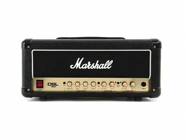 CABEÇOTE MARSHALL DSL15H-B