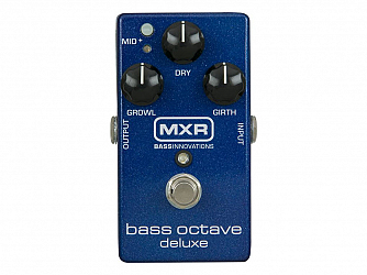 PEDAL MXR M288 BASS OCTAVE DELUXE
