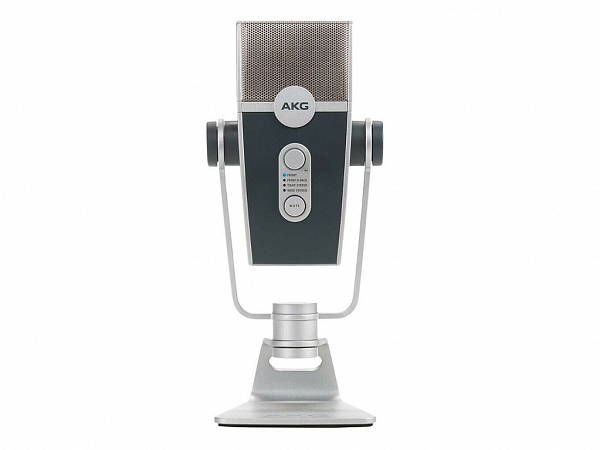 MICROFONE AKG LYRA C44 ULTRA-HD MULTIMODE USB