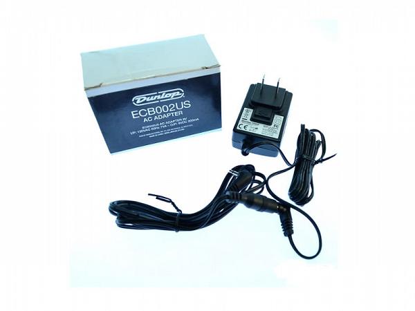 FONTE DUNLOP ECB002 9V DC PLUG P2 110V DUNLOP
